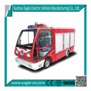 Electric Fire Fighting Truck with 1.3 M3 Water Tank, Eg6040f pictures & photos