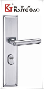 Stainless Steel Door Handle on Plate (KTG-6810-017) pictures & photos