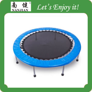 Children Indoor Trampoline with Handlebar pictures & photos