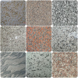 Granite Tile Colors for Customer′s Selection