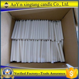 White Stick Candle Church Candles to Africa pictures & photos
