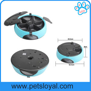 OEM Manufacturer 6 Meals Automatic Pet Dog Bowl Feeders pictures & photos