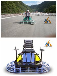 High Efficiency Floor Making Ride-on Power Trowel pictures & photos