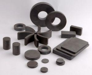 Custom Size Ceramic Ring Ferrite Magnet for Speaker pictures & photos