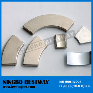 Arc Segment Magnet for DC Motors pictures & photos