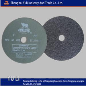 Resin Silicon Carbide Fiber Disc - Grit 24 (001602)