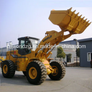 Hot Sale World Brand 5ton Front End Loader pictures & photos