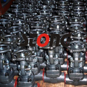 API 602 Forge Steel Gate Valve with 150~ 800lb pictures & photos