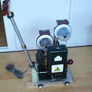 Automatic Grommet Machine for Eyelet Purpose Flex Banner pictures & photos