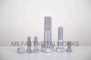 ASTM A325 Heavy Hexagonal Structural Bolt pictures & photos