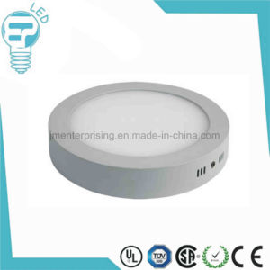 Ce Round Surface Mounted LED Panel Light pictures & photos