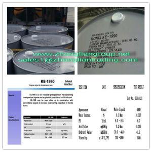 Korea Manufacturer Polymer Polyol Ke1990/Ke1910 for Africa Markets pictures & photos