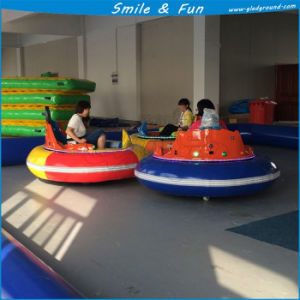 China Inflatable Ufo Battery Operated Bumper Cars For Sale China