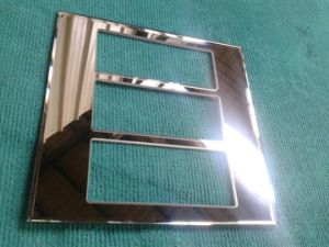Glass Plate for Switches Frame, Switches Glass Frame Cover pictures & photos
