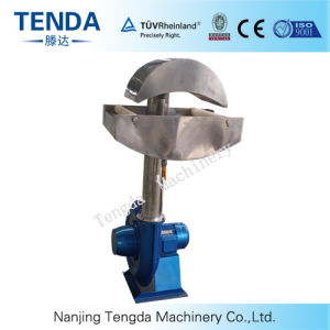 High Efficiency Extrusion Machine of Tengda Double Screw Extruder pictures & photos