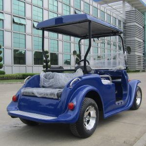 China OEM Manufacturers 4 Seats off Road Electric Golf Cart (DN-4D) pictures & photos