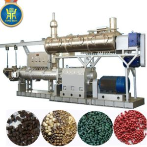 fish feed production plant fish feed machine pictures & photos