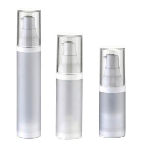 PP Airless Bottle for Beauty Cream pictures & photos