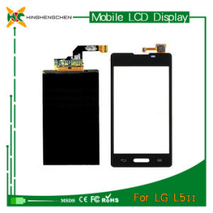 Low Price From China Mobile Phone LCD Screen Display for LG L5 Ll pictures & photos