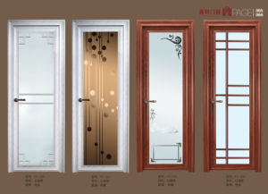 American Standard Aluminum Casement Door pictures & photos
