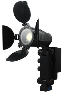 Professional LED Video Light for Camera / Video Camcorder