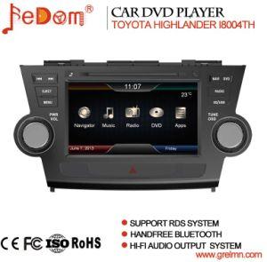 Car Audio with Car DVD for Toyota Highlander / Kluger