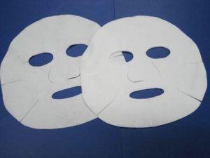 Non Woven Spunlace Dry Facial Masks pictures & photos