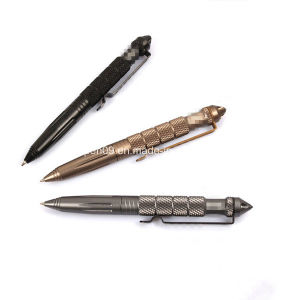 Outdoor Self-Defense Equipment Ultra-High Hardness Survival Tool Pen Tc-F002