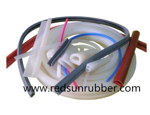 Silicone Rubber Extrusion pictures & photos