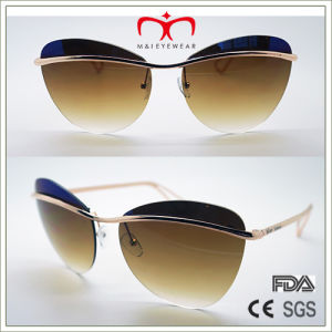 2017 Latest Fashion Style Rimless Sunglasses (WSP-4) pictures & photos