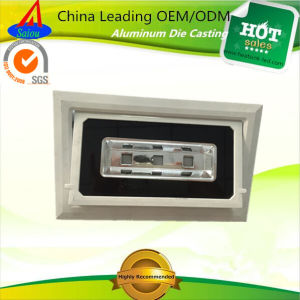 LED Fixture Parts Floodlight Aluminum Castings