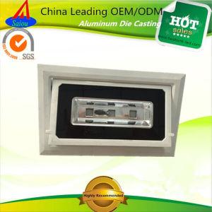 LED Fixture Parts Floodlight Aluminum Castings pictures & photos
