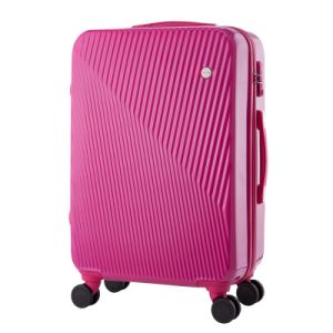 High Quality Trendy ABS Travel Trolley Luggage pictures & photos
