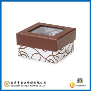 Customized Paper Packing Box with Window (GJ-Box750) pictures & photos