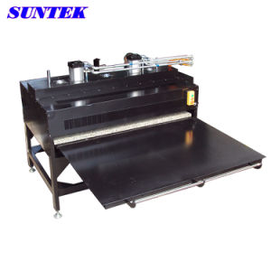 Automatic Sublimation Transfer Manual Heat Press Machine for T-Shirts pictures & photos