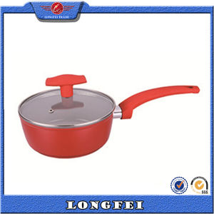 China Supplier Best Selling Products Sauce Pan with Glass Lid pictures & photos