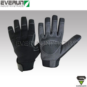 Non-Slip Gloves Shockproof Gloves Anti-Vibration Gloves pictures & photos