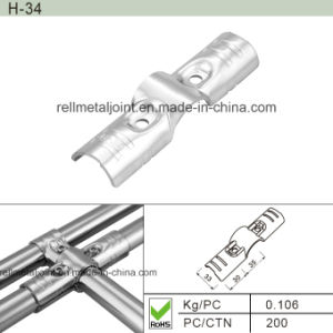 Metal Joint for Plastic Coated Pipe (H-34) pictures & photos