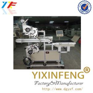 Automatic Paper Sticker PVC Film Labeling Machine