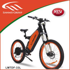 Mountain Downhill E-Bikes Lmtdf-33L pictures & photos