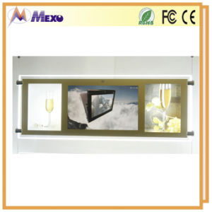 Digital Acrylic Advertising LED TV LCD Display Panels pictures & photos