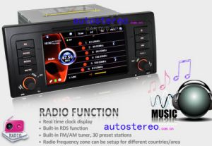 Car Audio for BMW E39 with Car GPS DVD TV