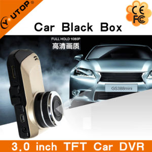 3.0 Inch HD TFT Display Car DVR, 170 Wide-Angle Lensrecorder, Black Box (YT-Car DVRT31F) pictures & photos