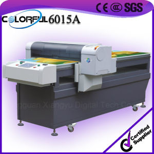 Wonderful Leather Shoes Printing Machine (Colorful6015A leather printer)
