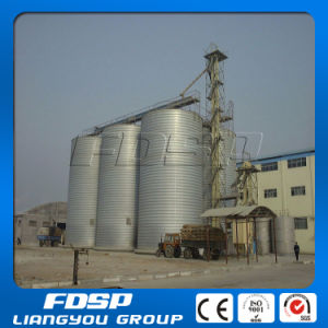 Widely Used Large Capacity Steel Silo Storage Bin for Biomass Pellets Storage pictures & photos
