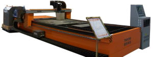 CNC Steel Plate Cutting Machine Table pictures & photos