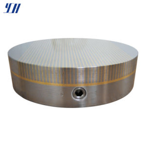 Fine Pole Round Permanent Magnetic Chuck for Grinding (P: 1+3) pictures & photos