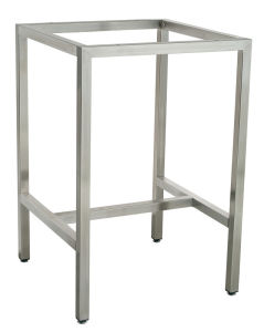 Comicial Square Bar Table Frames pictures & photos