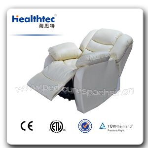 Luxury Leather Electric Recliner Chair Mechanism pictures & photos