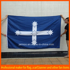 Cheap Striped Custom Made Flag Hanging Flag pictures & photos